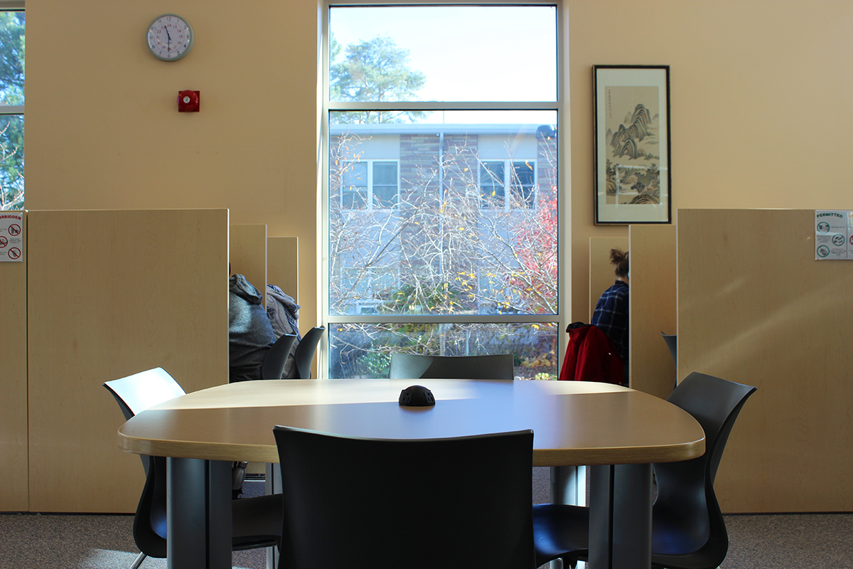 Uwaterloo Library Study Rooms