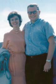 Bob and Dawna 1962 Image